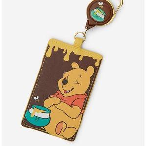 Pooh lanyard